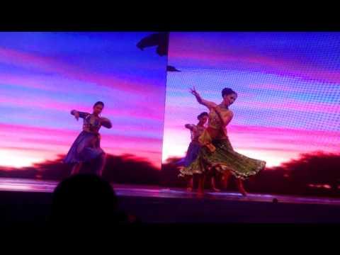 Performance by Bollywood Merchants at Global Village, Dubai p5