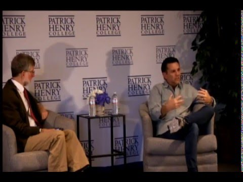 Patrick Henry College Newsmakers Interview   Michael Franzese