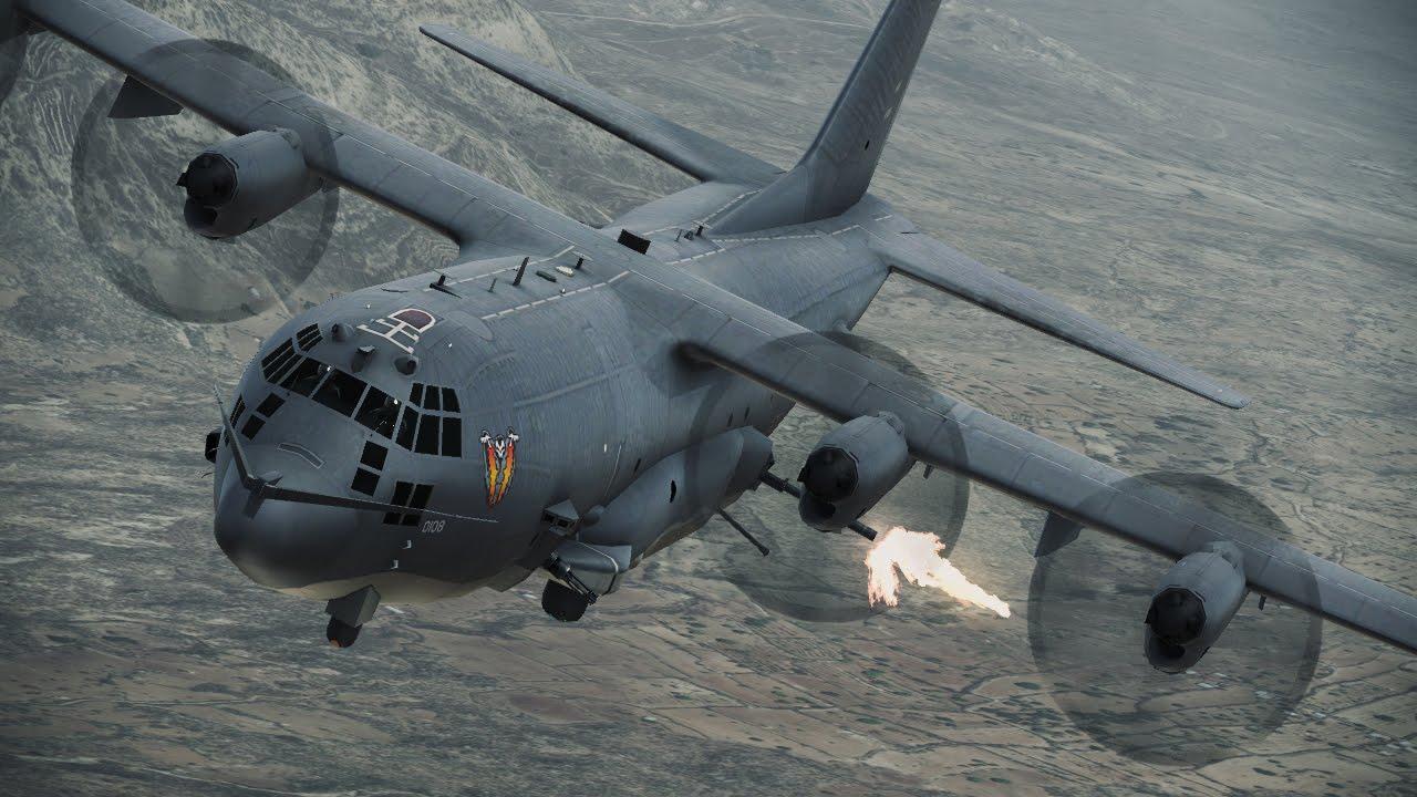 Image result for AC-130 gunship
