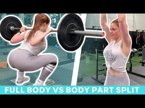 FULL BODY VS BRO SPLIT | Complete Workout Routine (Sets and Reps)