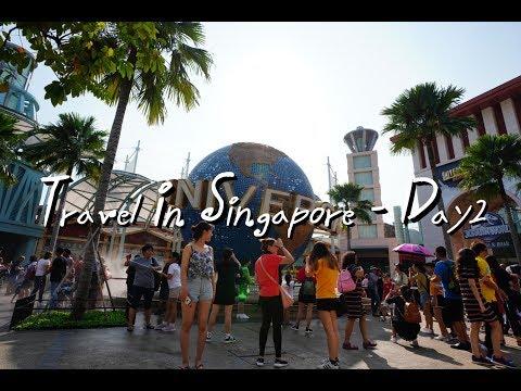 180820 싱가포르 여행 2일차 유니버셜 스튜디오 (Travel in Singapore vlog)