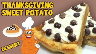 Thanksgiving Dessert | Thanksgiving Sweet Potato Dessert Recipe