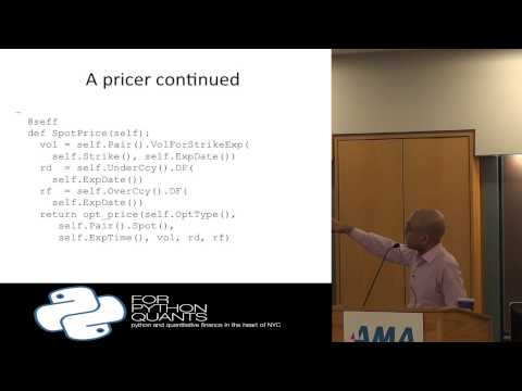 Future of Python in Finance