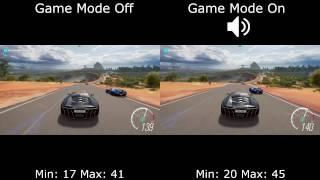 Windows 10 Game Mode Test | Forza Horizon 3