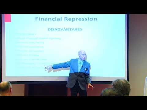 Dr. Krassimir Petrov: FINANCIAL REPRESSION & The War on Cash and Gold