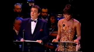Placido Domingo, José Carreras, Natalie Cole - Stille Nacht