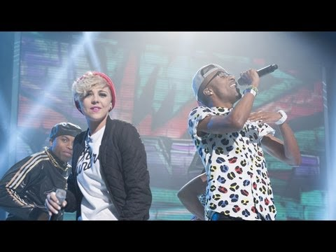 MK1 sings Jackson 5's I Want You Back - Live Week 2 - The X Factor UK 2012