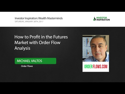How to Profit in the Futures Market with Order Flow Analysis | Michael Valtos