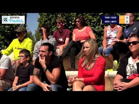 Finale World Padel Tour Challenger - Winwin Padel - Tamame / Gadea VS Grabiel / Moyano