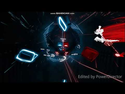 Beat saber Cycle hit -faster song-
