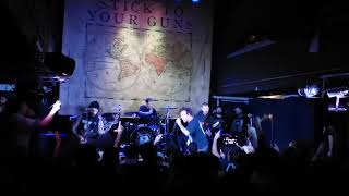Stick To Your Guns - What Choice Did You Give Us? [Live at RCA Club - Portugal]