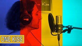 Calvin Harris, Dua Lipa - One Kiss ( кавер в ванной от Bassroom Boys )