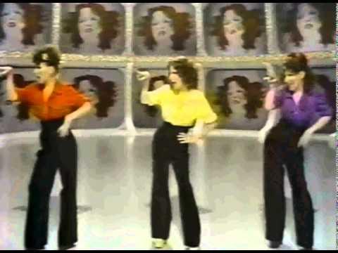 Boogie Woogie Bugle Boy Burt Bacharach Special  Bette Midler 1973