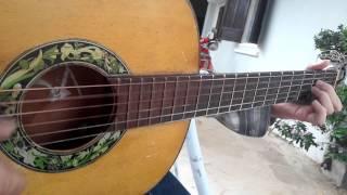 Ngày xưa ơi (tik tik tak) - Vô Danh guitar