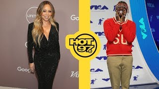 Jay-Z & Kanye West Settle TIDAL Beef + Mariah Carey's 'All I Want For Christmas Is You' Goes #1
