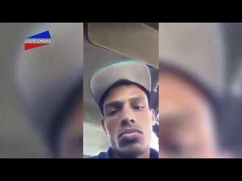 Ladrones fueron captados en trasmisión en vivo vía Facebook al robar celular a estudiante