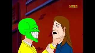 "Маска - 3 серия. по комиксам - Dark Horse ""The Mask"""