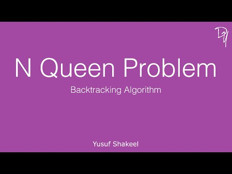 Backtracking | N Queen Problem - step by step guide