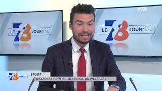 Sport : Les résultats du week-end du 10 et 11 novembre