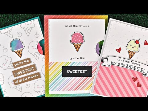 Intro to Sweetest Flavor + Reveal Wheel Add On + 3 cards from start to finish