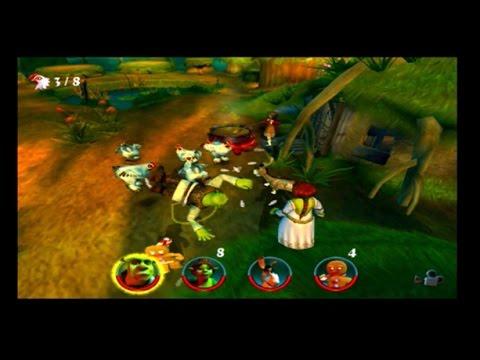 Shrek 2 Ps2 100 Playthrough Part 1 Youtube