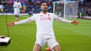 Emre Can - Midfield General - Best Passes, Assists, Skills And Goals 2015/2016