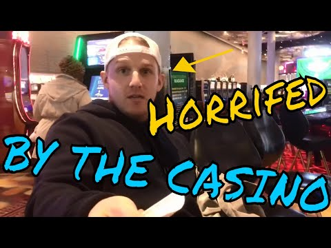 SHOCKED & DEGENERIZED: his First Time at Empire City (gambling vlog)