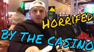 SHOCKED & DEGENERIZED: his First Time at Empire City (Gambling Vlog #10)