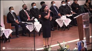 Ka Chim Lai Amen    Tluang Zi Par (Rem Rem)    Rev. Dr. Hai Vung Lian's Funeral Service