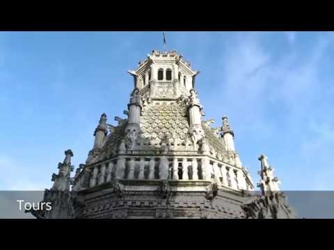 Places To See In ( Tours - France )