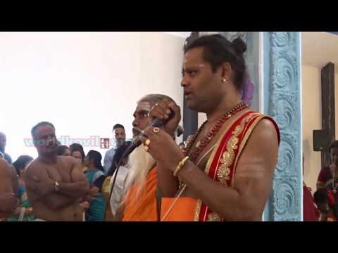 baskarkurukkal speech-மகா கும்பாபிசேகம் -கலாநிதி .சிவஸ்ரீ.ஆறுமுக.பாஸ்கரகுருவின் அருள் உரை