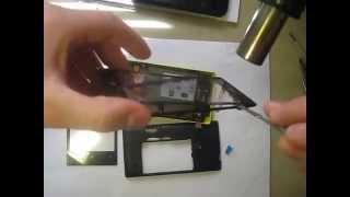 Замена сенсорного стекла Nokia Lumia 520