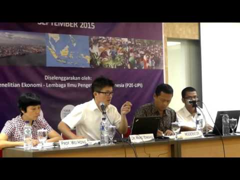 FKP 2015 09 09 (Part 1) China's Economic Development and Win-Win for China-Indonesia Cooperation