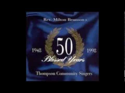 Milton Brunson The Holy Ghost  - Lead Vocalist: Leanne Faine