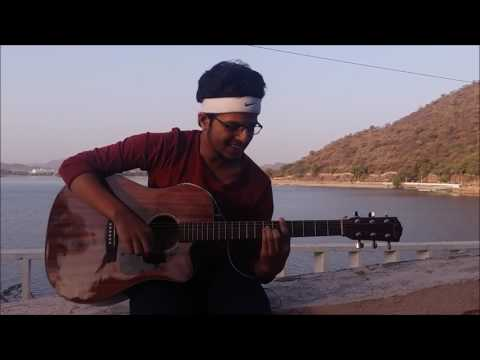 Haareya | Meri Pyaari Bindu | Acoustic Guitar Cover (Chords) | Ayushmann K | Parineeti C | Arijit S