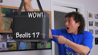 Beolit 17 review 2018 - full overview including Beoplay App - unboxing