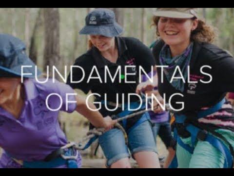 Fundamentals Of Girl Guiding In Australia