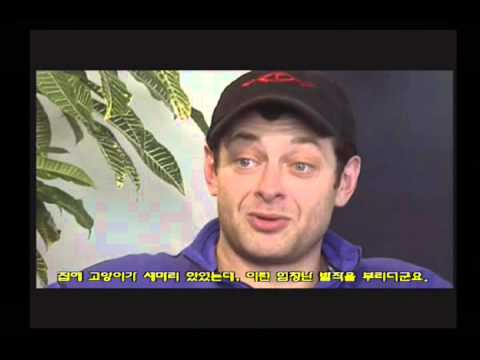 [PS2] The Lord of the Rings The Return of the King - Interview (Andy Serkis)