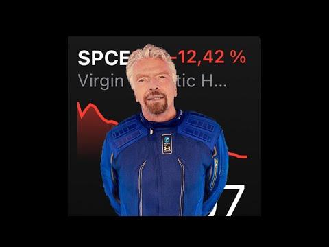 SPCE Crash: -37% Explained in Detail