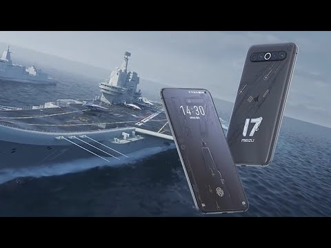 Рекордно Дорогой Meizu 17 Pro Aircraft Carrier Limited Edition за ВСЮ историю компании! Стиль $1413