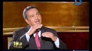 العاشرة مساء  فنان العرب محمد عبده : صوت أم كلثوم  هو حصيلة دمج أفضل صوت رجل وأفضل صوت إمرأة