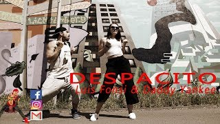 Luis Fonse ft Daddy Yankee (COVER) - DESPACITO. Zumba Choreo