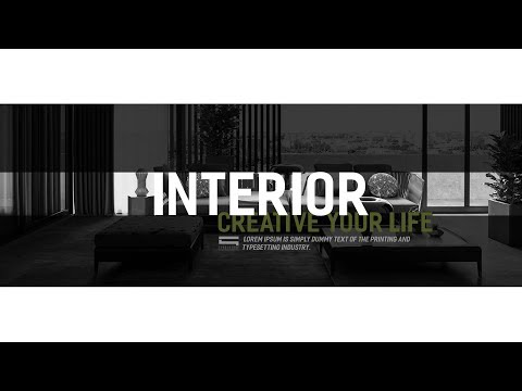 How To Make Architectural Banner Design - Photoshop Tutorial thumbnail