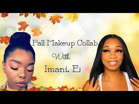Fall Makeup Collab With Imani E. thumbnail