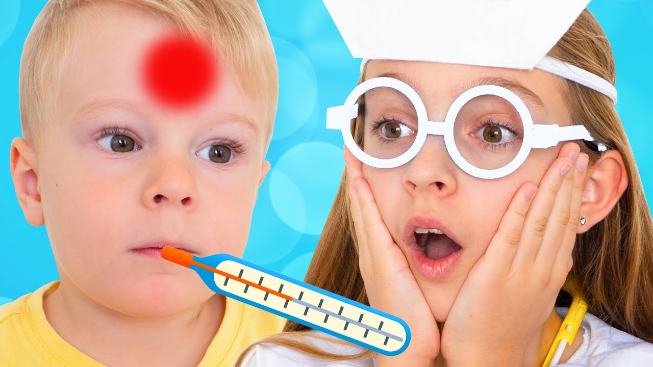 Doctor Checkup Song for kids | Healthy Habits Children Songs by Sunny Kids Songs