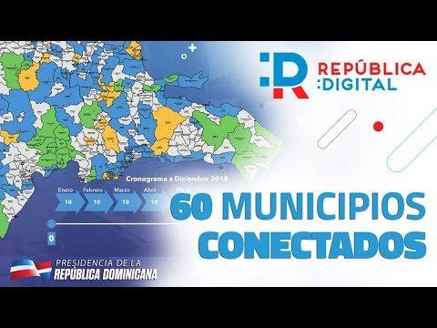 VIDEO: Con 60 municipios conectados, los gobiernos locales se unen a la República Digital