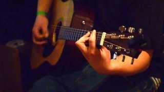 alive-krewella guitar cover