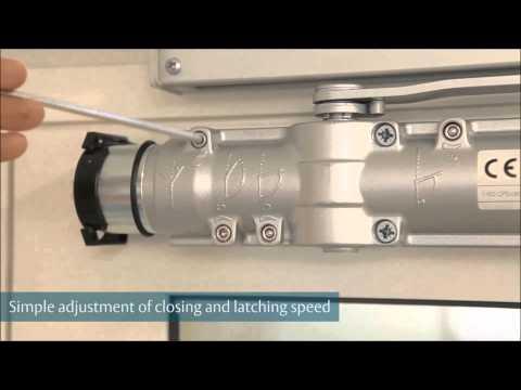 ASSA ABLOY DC700G-FM Door Closer Installation Guide