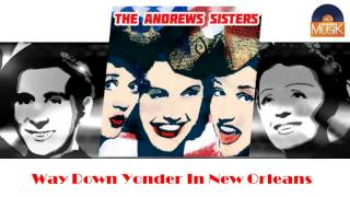 The Andrews Sisters & Al Jolson - Way Down Yonder In New Orleans (HD) Officiel Seniors Musik
