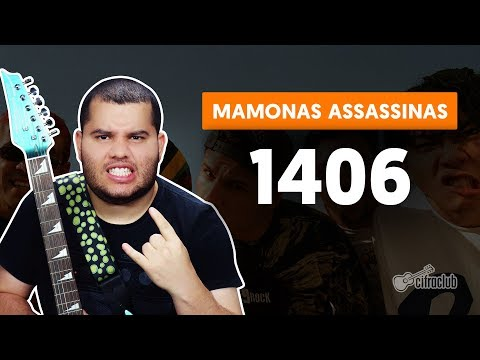 1406 - Mamonas Assassinas (aula de guitarra)